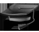шляпа выпускника