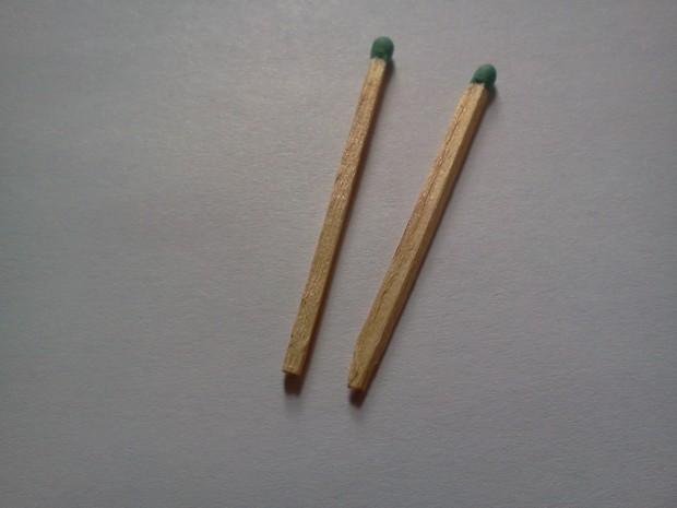 Зеленые спички