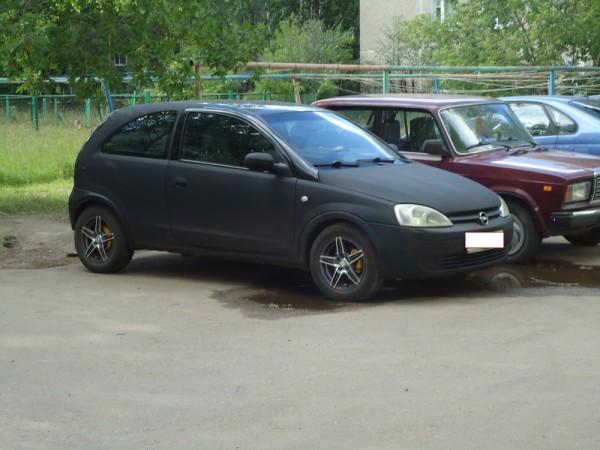 Opel Магнит
