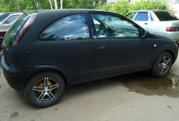 Шершавый Opel